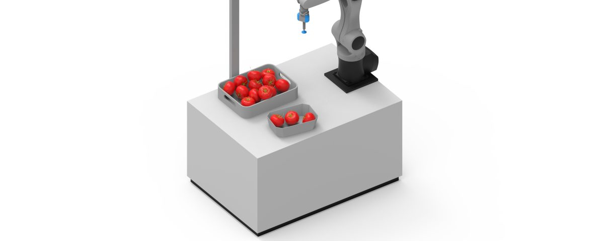 Roboception isometric ItemPick