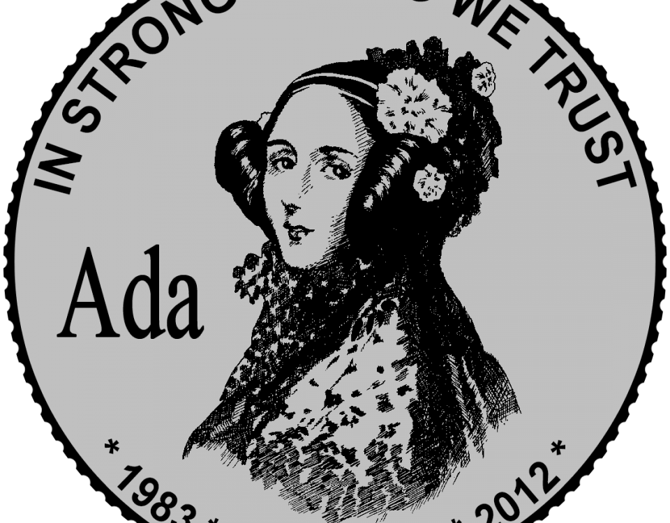 Ada - In strong typing we trust
